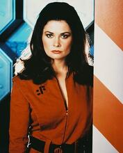 This is an image of 2676 Jane Badler Photograph & Poster