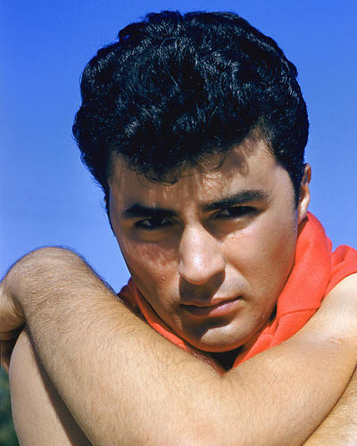 This is an image of 248082 James Darren Photograph & Poster