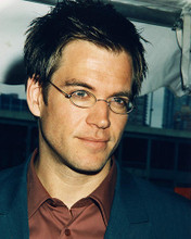 This is an image of 248377 Michael Weatherly Photograph & Poster