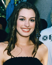 This is an image of 248407 Anne Hathaway Photograph & Poster