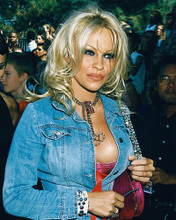 This is an image of 248434 Pamela Anderson Photograph & Poster