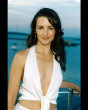 This is an image of 248459 Kristin Davis Photograph & Poster