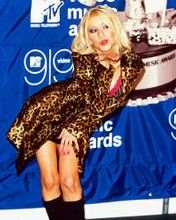 This is an image of 248536 Christina Aguilera Photograph & Poster