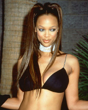 This is an image of 248559 Tyra Banks Photograph & Poster