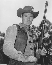 This is an image of 171086 Chuck Connors Photograph & Poster