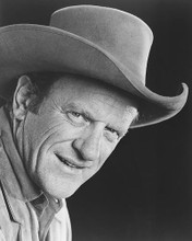 This is an image of 171120 James Arness Photograph & Poster