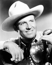 This is an image of 171195 Gene Autry Photograph & Poster
