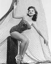 This is an image of 171329 Debra Paget Photograph & Poster
