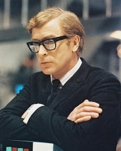 This is an image of 218282 Michael Caine Photograph & Poster