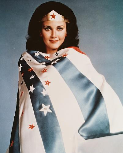 This is an image of 218287 Lynda Carter Photograph & Poster