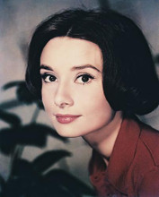 This is an image of 220055 Audrey Hepburn Photograph & Poster