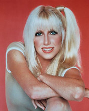 This is an image of 220210 Suzanne Somers Photograph & Poster