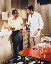 This is an image of 220635 Jack Lemmon & Walter Matthau Photograph & Poster