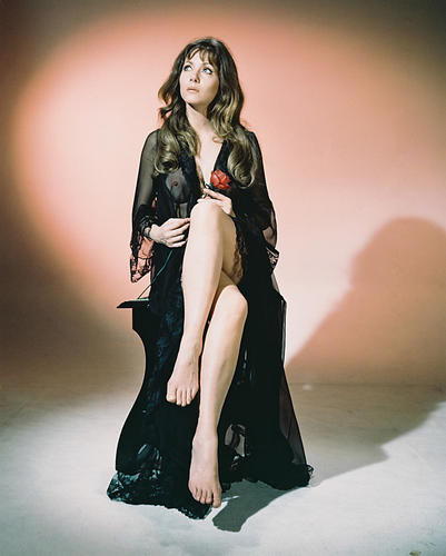 This is an image of 224549 Ingrid Pitt Photograph & Poster