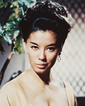 This is an image of 225392 France Nuyen Photograph & Poster