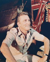 This is an image of 225724 Kirk Douglas Photograph & Poster