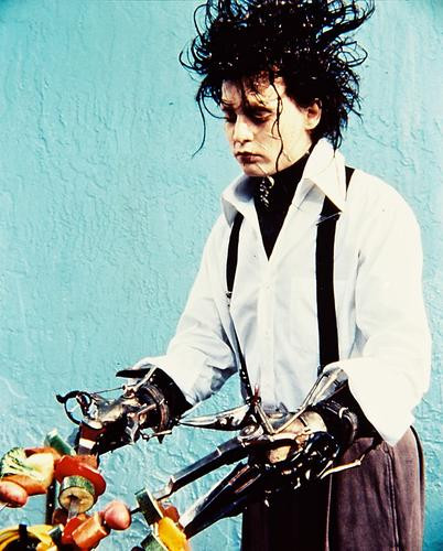 This is an image of 27984 Johnny Depp Photograph & Poster