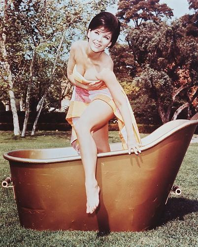 This is an image of 226565 Yvonne Craig Photograph & Poster