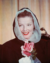 This is an image of 227886 Katharine Hepburn Photograph & Poster