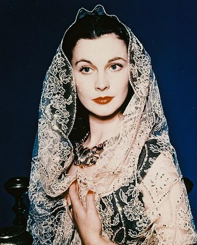 This is an image of 229079 Vivien Leigh Photograph & Poster