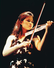 This is an image of 229099 Vanessa Mae Photograph & Poster