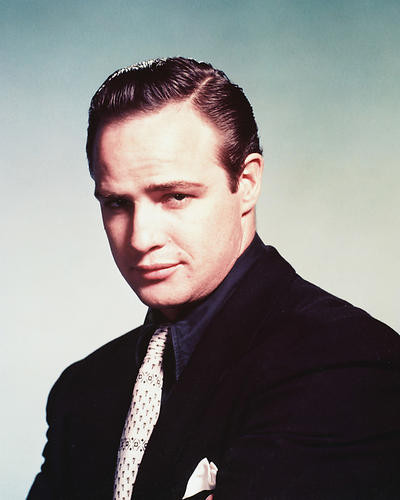This is an image of 229992 Marlon Brando Photograph & Poster