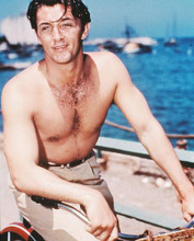 This is an image of 230172 Robert Mitchum Photograph & Poster