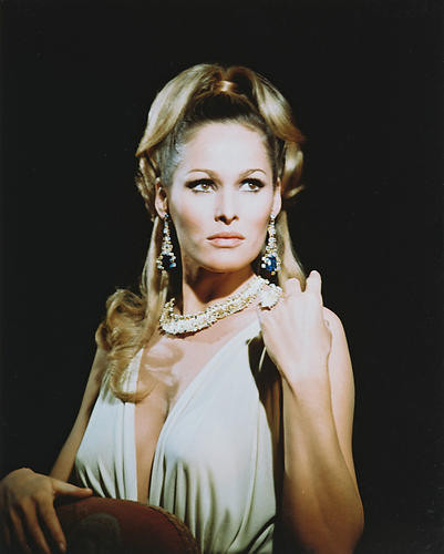 This is an image of 230901 Ursula Andress Photograph & Poster