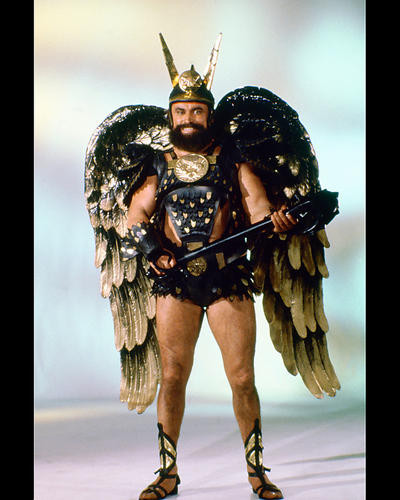 This is an image of 248623 Brian Blessed Photograph & Poster