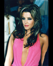 This is an image of 249017 Lisa Marie Presley Photograph & Poster