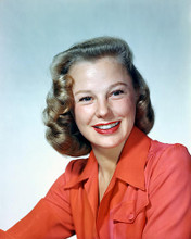 This is an image of 249053 June Allyson Photograph & Poster