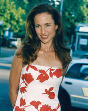 This is an image of 249066 Andie Macdowell Photograph & Poster