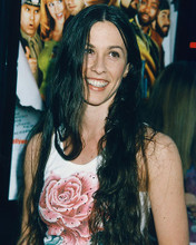 This is an image of 249095 Alanis Morisette Photograph & Poster