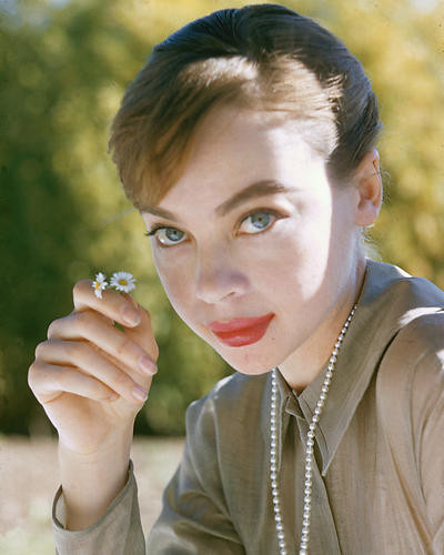This is an image of 249709 Leslie Caron Photograph & Poster
