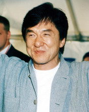 This is an image of 249719 Jackie Chan Photograph & Poster