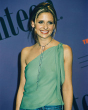 This is an image of 249788 Sarah Michelle Gellar Photograph & Poster