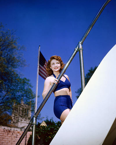 This is an image of 249847 Joan Leslie Photograph & Poster