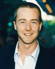 This is an image of 249919 Edward Norton Photograph & Poster