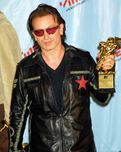 This is an image of 250099 Bono Photograph & Poster