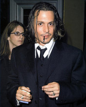 This is an image of 250625 Johnny Depp Photograph & Poster