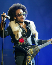 This is an image of 250753 Lenny Kravitz Photograph & Poster
