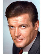 This is an image of 250802 Roger Moore Photograph & Poster