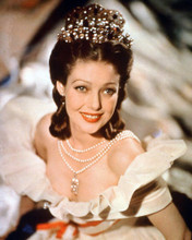This is an image of 250936 Loretta Young Photograph & Poster