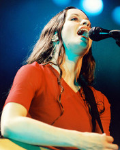 This is an image of 251718 Alanis Morisette Photograph & Poster