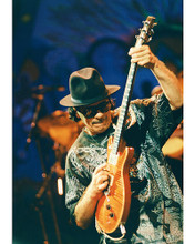 This is an image of 251754 Carlos Santana Photograph & Poster