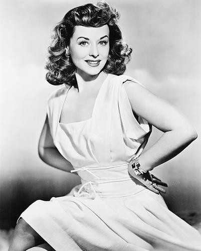 This is an image of 167395 Paulette Goddard Photograph & Poster