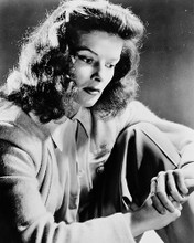 This is an image of 167402 Katharine Hepburn Photograph & Poster