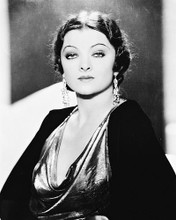 This is an image of 167414 Myrna Loy Photograph & Poster
