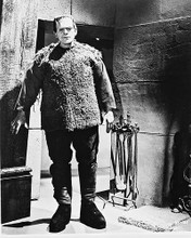 This is an image of 167503 Boris Karloff Photograph & Poster