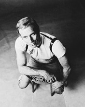 This is an image of 167607 Charlton Heston Photograph & Poster
